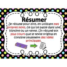 Stratégies de lectures (8 affiches) Core French, French Class, French Teacher, Teaching French, Reading Resources, Reading Strategies, French Education, French Resources, French Immersion