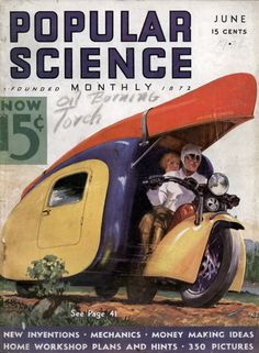 vintage science magazines - Google Search