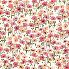 Garden Print Art Print by kendradandy Textile Patterns, Textile Prints, Flower Patterns, Print Patterns, Art Prints, Textiles, Paper Scrapbook, Scrapbooking, Tumblr Image