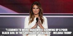 Funniest Memes Mocking Melania Trump's Plagiarized GOP Convention Speech: I Learned to Work Hard