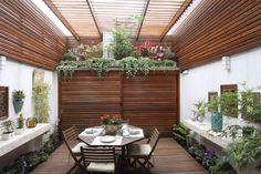 Pergola For Small Backyard Pergola Swing, Deck With Pergola, Patio Roof, Back Patio, Pergola Patio, Pergola Plans, Small Patio, Pergola Kits, Backyard Landscaping