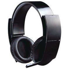Wireless Stereo Headset - Playstation 3