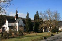 Kloster Eberbach, Filmlocation Name der Rose