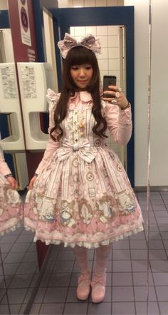 Lolita Fashion #kawaiifashion,