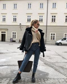 winter outfits 2020 15 Casual Winter Out - winteroutfits Winter Outfits For Teen Girls, Cute Winter Outfits, Winter Fashion Outfits, Autumn Winter Fashion, Fall Outfits, Casual Outfits, Winter Style, Casual Night Out Outfit, Winter Outfits 2019