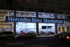 A Visit at #MercedesBenz #Manhattan's Anniversary http://www.benzinsider.com/2012/06/mercedes-benz-manhattan-celebrates-anniversary/