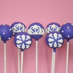 cake pops princesas sofia - Buscar con Google