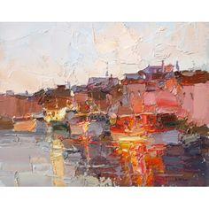 Daniil Volkov | I want to paint like this.