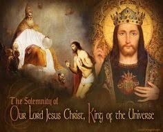 Blessings on this Solemnity of Our Lord Jesus Christ, King of the Universe. Christ The King, King Jesus, Lord And Savior, Catholic Gentleman, My Redeemer Lives, Kingdom Of Heaven, Pictures To Draw, Jesus Pictures, King Of Kings