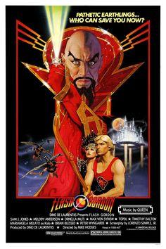 Flash Gordon - love the music.