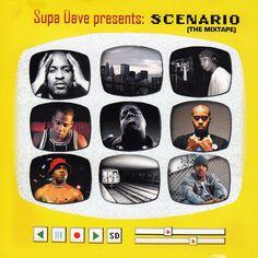 DJ SupaDave Scenario. The Mixtape Download - $3.00 #onselz