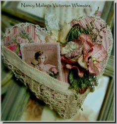 Victorian Whimsies: Heart's desire.......