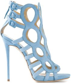 Love this: Strappy Sandal GIUSEPPE ZANOTTI www.SocietyOfWomenWhoLoveShoes https://www.facebook.com/SWWLS.Dallas Twitter @ThePowerofShoes Instagram @SocietyOfWomenWhoLoveShoes