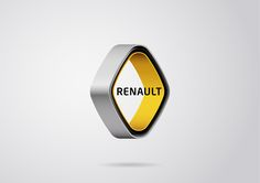 Graphic Design Inspiration #branding #design #logo #reband #renault