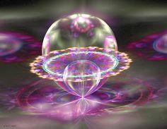 Apophysis-Soap Bubble World by HocusFocusClick, via Flickr