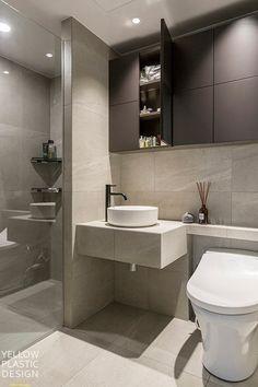 신반포팰리스 42평 아파트인테리어_우드향기가 번지는 집 [옐로플라스틱, 옐로우플라스틱, yellowplastic] : 네이버 블로그 Bad Inspiration, Bathroom Inspiration, Apartment Interior, Bathroom Interior, House Plants Decor, Modern Bathroom Design, Beautiful Bathrooms, Modern Interior, Living Room Designs