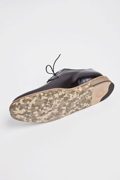 Dries Van Noten - Derby Shoe Black / Camouflage | TRÈS BIEN SHOP