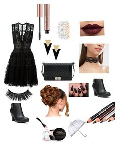 """WOW"" by natalianazarcu ❤ liked on Polyvore featuring Elie Saab, Fergalicious, Chanel, Yves Saint Laurent, Charlotte Russe, LASplash, philosophy and Fulton"