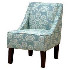 Hudson Swoop Arm Chair - Threshold™ : Target
