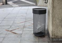 mmcité - Продукция - урны для мусора - Aeroporto - AOP230
