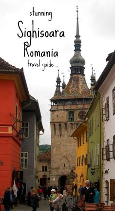 Sighisoara in Transylvania is a must-visit during your time in Romania. What to see, what to do and a great place to stay in the medieval citadel. http://simpleliferomania.com