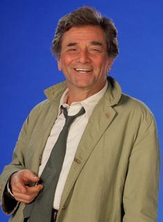 Columbo--my Mom's all-time favorite TV show.
