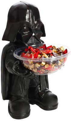 Pot à bonbons Dark vador Star wars™ : Deguise-toi, achat de Decoration / Animation