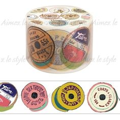 Wide Washi Tape Bobbins - must have this!