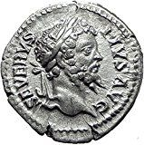 SEPTIMIUS SEVERUS 203AD AR Authentic Ancient Roman Coin Fortuna i61512 Ancient Roman Coins, Ancient Rome, Old Coins, Rare Coins, Antoninus Pius, Coin Art, Roman History, Coin Collecting, Roman Empire