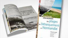 Guide des curiosités géologiques des plages du Débarquement en Normandie   BRGM Guide, Money Clip, Earth Science, Audio Engineer, Beaches, Money Clips