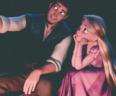 19 Reasons Rapunzel And Flynn Rider Are The Best Disney Couple Disney Memes, Disney Cartoons, Cute Crush Quotes, Fun Quotes, Funny Memes, Hilarious, Princesa Disney, Christian Humor, Christian Guys
