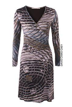 Davis Camo Grey von KD Klaus Dilkrath #kdklausdilkrath #kd #dilkrath #kd12 #outfit #dress #davis #camo #grey