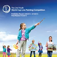 2nd World Cup Live Painting Competition