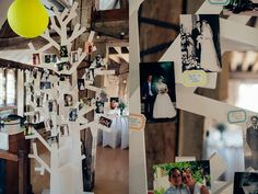 Family tree wedding idea | Image by Pierre Atelier Photography