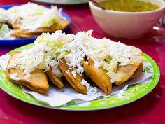 Deep-fried Quesadillas   (#mexicanfood, #quesadilla, #friedfood)