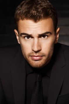 Two Minutes with Theo James - Hugo Boss The Scent | Harper's Bazaar