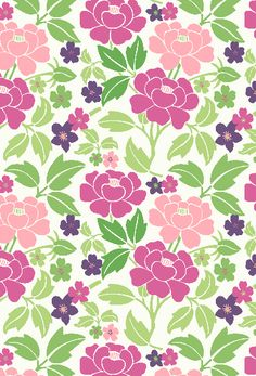 Spring Bouquet pattern by Jessika Neira, customized by janie on WeaveUp
