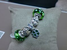 Celebrate St. Patrick's Day with Pandora Charms