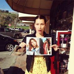 Bella Hadid Tumblr, My Girl, Cool Girl, Birth Chart, Iconic Women, Images, Polaroid Film, Wonder Woman, Singer