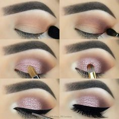Make up tutorial Make up tutorial Related posts: Tutorial – Koreanische Augen Make-up Tutorial natürliches Aussehen Halo Eyeshadow Makeup Brushes Pink outside Kim Kardashian Natural Makeup Tutorial her Makeup Re… Makeup Goals, Makeup Inspo, Makeup Inspiration, Makeup Ideas, Makeup Geek, Makeup Kit, Dead Makeup, 80s Makeup, Witch Makeup
