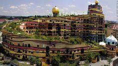 10 dos mais belos jardins no topo de edifícios urbanos | SAPO Lifestyle