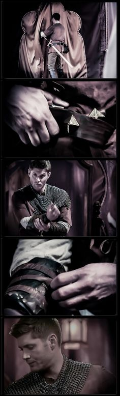 8x11 LARP and The Real Girl #SPN #Dean ... Guh!!!