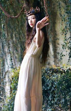 Woman in the Woods #Woman in the Woods #Woods