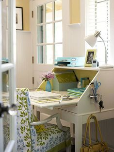 secretary desks for small spaces. A Secretary Style Desk Doesn\u0027t Take Up Much Room So They Are Good Choice For Small Home Office Space. Close It When You\u0027re Not Working And Takes Desks Spaces