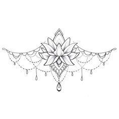 Lotus Underboob Tattoo - tatouage temporaire - Lotus Underboob Tattoo – Temporaire You are in the right place about diy Here we offer you the mo - Tattoo Sleeve Designs, Sleeve Tattoos, Lace Tattoo Sleeves, Foot Tattoos, Body Art Tattoos, Tatoos, Finger Tattoos, Unique Tattoos, Small Tattoos