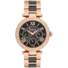 Ceasuri Dama :: CEAS FREELOOK F.3.1013.04 - Freelook Watches Watches, Michael Kors Watch, Gold Watch, Swarovski, Rose, Accessories, Crystal, Wristwatches, Clocks