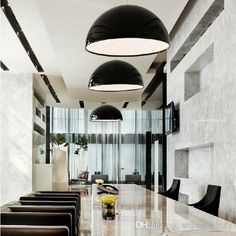 FLOS AC110V/220~230V Chandeliers Pendant Lamps Skygarden Air Garden Restaurant Lamp Droplight Bar Table Lamps Fashion Simple Lighting Lamps