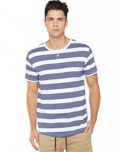 Kit Strike Henley T-Shirt