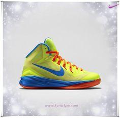 low priced 7c18b c45e7 Uomo Nike Hyperdunk 2014 Tensione Cremisi vivo Blu elettrico 654252-701