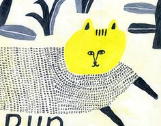 """Check out new work on my @Behance portfolio: """"A cat likes the garden"""" http://be.net/gallery/55115043/A-cat-likes-the-garden"""